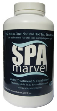 Spa Marvel Hot Tub and Spa Water Treatment and Conditioner
