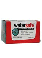WaterSafe Bacteria Test Kit